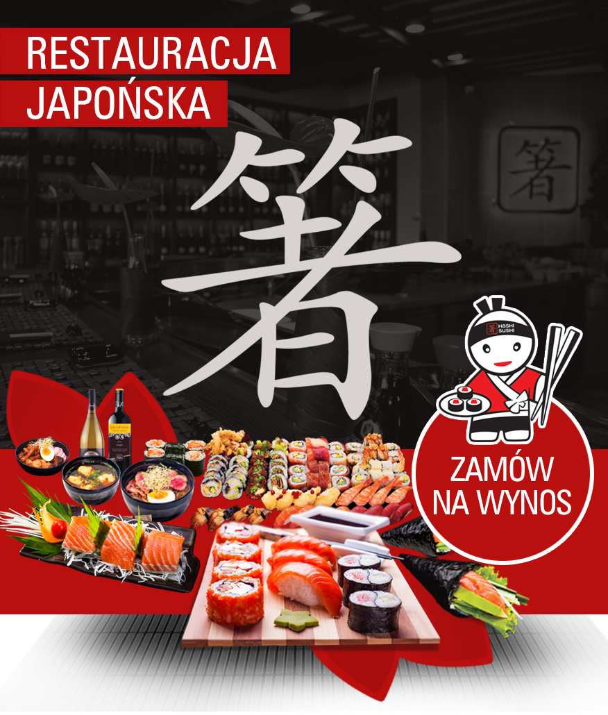 Hashi Sushi Restauracja Japońska Gdańsk Gdynia Sopot